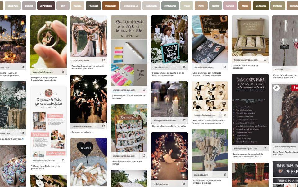 7 revistas digitales en las que inspirarte para tu traje de novia