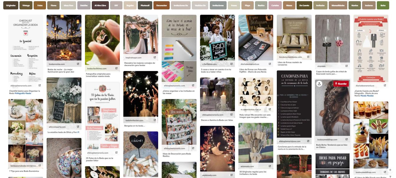 revistas digitales en los que inspirarte para tu traje de novia